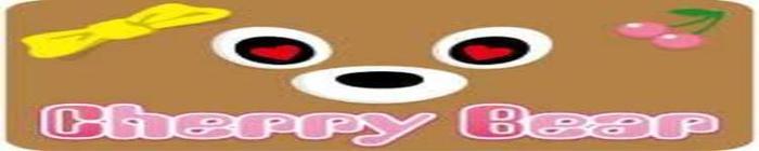 Cherry Bear【チェリーベアー】ヘッダー画像