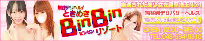 熊谷デリヘル!ときめきビンビンリゾートヘッダー画像